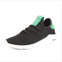 ingrosso scarpe da uomo straniero-L'alta qualità 2020 con la scatola traspirante scarpe da ginnastica di esplosione dei modelli del commercio estero scarpe di tela gli studenti scarpe da uomo caldo Outdoor