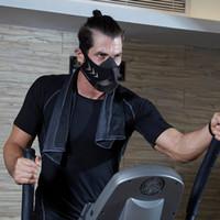 treinamento de máscara esportiva venda por atacado-FDBRO Treinar Máscara New Black Academia Pro treino de corrida Resistência Cardio Endurance Esporte alta Máscara Atletismo Altitude