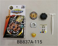 Wholesale fighting tops for sale - Beyblade Burst B Archer Hercules Et Spinning Top Toy Launcher Free Grip Fight Battle Toys Metal Fury New in Box