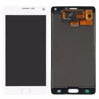 Wholesale phone screen replacement for samsung resale online - Mobile Phone LCD Display Screen For Samsung Galaxy Note N910 Touch Panel Digitizer Assembly Replacement Repair Parts
