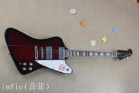 Wholesale thunderbird guitars resale online - Firebird Thunderbird three electric guitar pickups guitar