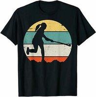 Twisted Envy Boy/'s Field Hockey Rainbow Silhouettes Printed Cotton T-Shirt