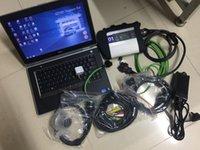 das mb star c4 sd connect al por mayor-MB Star C4 SD Connect sd c4 con Laptop e6420 (4g) SSD Diagnóstico XENTRY 2018.12v DAS DTS para camiones Mb Star C4 Cars