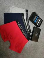 секс мужчины спорт оптовых-Мужская хлопчатобумажное белье, европейские и американские марки сексуальные шорты, секс же удобные дышащие высококачественные спортивные