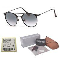 ingrosso al leghe-Occhiali da sole firmati di marca di migliore qualità Occhiali da sole da donna Telaio G15 lenti graduate di vetro oculos de sol Con custodia e etichetta di vendita al dettaglio