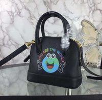 Wholesale velvet tapestry resale online - 2018 High Quality Celebrity Style EPI Designer Brand fashion ALMA Genuine leather medium women totes Water ripple handbag ww13