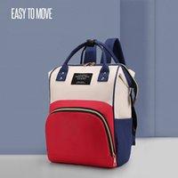 boîte à dos d'emballage achat en gros de-Paquet de grande capacité pour maman et enfant, version améliorée, sac à dos de mode imperméable pour femmes multifonctions tout-en-un