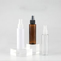 Wholesale spray bottle toner resale online - 30pc ml Empty Mist Spray Plastic Bottle For Toilet Water Perfume Toner Cleaning Sprayer Pump Container For Cosmetics Packing