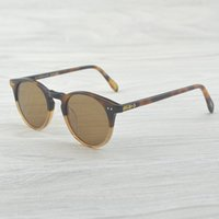 Wholesale oliver sunglasses for sale - Group buy Retro Vintage Sunglasses OV5256 Women s Men s Polarized Sunglasses Sir O malley Male Driving Outdoor Oliver Sun Glasses