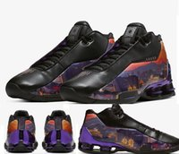 Wholesale vince carter shoes for sale - Group buy BB4 China Hoop Dreams Features The Beijing Skyline PK Quality China Men s OG Black Patent Training Sneakers Vince Carter Shoes youfine