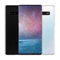 android 4g dört çekirdekli akıllı telefon toptan satış-6.0 inç Goophone 10 1G / 8GB Gösterisi 4G / 128GB WCDMA Cep Telefonları gösterilen Sahte 4G Mühürlü Kutu ile Dört Çekirdekli Unlocked Smartphone