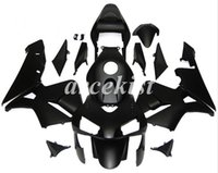 Wholesale matte black fairings resale online - 4 Gifts Injection Mold New ABS Full Fairings Kits Fit For HONDA CBR600RR F5 RR bodywork set black matte