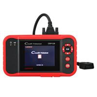ingrosso utensile per freni audi-LANCIO CRP129 OBD2 Scanner Strumento diagnostico auto ABS Airbag Scanner Auto Diagnostica Autoscanner Brake SAS Reset dell'olio
