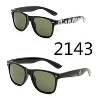 Wholesale spots silver resale online - 2143 meters nail sunglasses spot plastic glasses Mickey men and women UV400 sunglasses colors