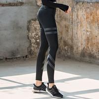 apretado pantalón de yoga dama al por mayor-Venta al por mayor nuevos modelos de explosión para mujer, pantalones de yoga, deportes al aire libre, estiramiento profesional, secado rápido, pantalones de fitness, caderas apretadas, transpirable yoga62