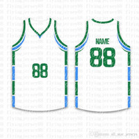 Wholesale jersey basketball name number resale online - Top Custom Basketball Jerseys Mens Embroidery Logos Jersey Cheap Any name any number Size S XXLsd