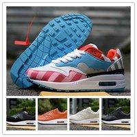 ingrosso una scarpa da donna sportiva-Original Uomo Donna One Designer Sneakers Plus Uomo Scarpe da corsa Athletic Outdoor Sport Trainers 36-45