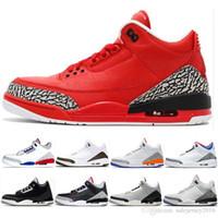 sapatos coreanos venda por atacado-Designer Men Basquete sapatos pretos cimento Reflexiva Tinker NRG Katrina Coreia do Mens instrutor atlético esportes ao ar livre Sneakers Venda Online