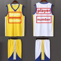 d93fd229aa6 Quality Designer Kids Clothing Sets Boys Girls Suit Children TShirts+Shorts  Customized Student Mens Team Basketball Jerseys 100-190cm XZT043