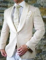 esmoquin matinal slim fit al por mayor-Trajes de boda para hombre 2019 Slim Fit Groom Tuxedos Groomsman Blazer Dos piezas (chaqueta + pantalón + corbata) Trajes de mañana Ropa formal por encargo