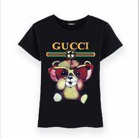 ingrosso maglie tigre-2019 moda italia lusso tiger stampa t-shirt donna medusa tees camicie magliette casual top uomo 3d magliette del progettista