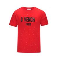 vêtements d'été pour bébé achat en gros de-17ss Apparel Europe 2019 Nouveau Marque Marque Ans Bébés Garçons Filles T-shirts Eté Chemise Tops Enfants T-shirts Enfant shirts