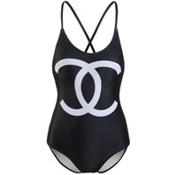 Wholesale bath clothes for sale - Group buy Luxury Designer Ladies Swimming Beach Sexy Swimwear Womens Swimsuit Bathing Clothes Swimsuits One Piece Red