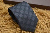 erkekler sıska kravat toptan satış-Lüks 8 CM Erkek Baskı Desen Mens Slim Kravatlar için Kravatlar Marka Tasarımcısı Polyester Jakarlı Sıska Boyun Kravat Düğün ile Dar Bağları kutusu