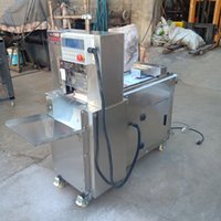 Wholesale chinese grinder for sale - Group buy Automatic Planing Sheet Meat Lamb Slicer Electric Beef meatloaf Meat Cutting Machine Vegetable Mutton Rolls Grinder Cutter