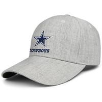 vizör kovboy şapkası toptan satış-Dallas Cowboys logo kelime Erkek Kadın Yün Visor şapka Popüler tasarımcı kapaklar snapback Ayarlanabilir Yaz şapka Açık