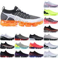 Wholesale flying lights sky resale online - 2020 Fly CNY Multi Color Running Shoes Men Women Midnight Purple Bred Triple Black Volt White Zebra BHM Orca Knit Sneakers