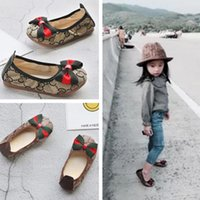 ingrosso ragazza di pattini di stile coreano-New Fashion Girls shoes Designer Bambini per bambini Casual Style Shoes Scarpe modello coreano cuciture per Baby Boys Taglia 21-34. Spedizione gratuita