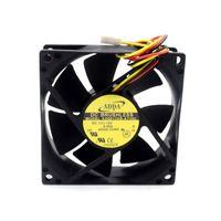 Wholesale pc fan 12v resale online - ADDA AD0812XB A73GL V A CM mm winds of chassis server inverter case computer pc