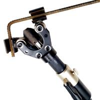 dobra de ferro venda por atacado-O envio gratuito de vergalhões dobrador 18mm new manual de ferramentas de construção de ferro de aço ferramentas de flexão de dobra ferramentas de peso leve poderoso flexão de 90 graus