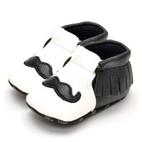 детские туфельки оптовых-Baby Kids boy Girls Party Princess Casual Shoes PU Soft Flats Bow Baby boy Girl Shoes First Walkers
