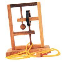 solutions de jouets achat en gros de-vente en gros tridimensionnelle espace solution corde casse-tête en bois en bois puzzles pour enfants iq mind toys
