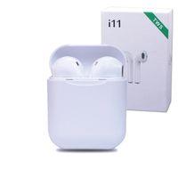 emballage de détail emballage universel achat en gros de-I11 tws bluetooth 5.0 casque sans fil bluetooth ture écouteurs stéréo casque sans fil écouteurs avec paquet de vente au détail