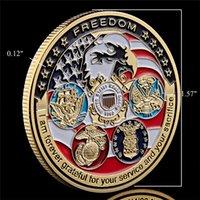 Costa Moneta Commemorativa dell/'esercito degli Stati Uniti Guardia Collection So