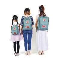 bolsas de viaje para las mujeres niñas al por mayor-2019 Brand Teenage Mochilas para Chica Mochila impermeable Bolsa de viaje Mujeres Bolsas de marca de gran capacidad para niñas Mochila