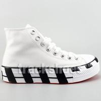 tek parça yıldızlar toptan satış-Chucks Erkekler Koşu Ayakkabıları Moda Tasarımcısı 1970 s Tüm Yıldız Kadınlar One Piece 70 s Sneakers Eğitmenler Yüksek Kalite Chuckes Ayakkabı Eur36-45