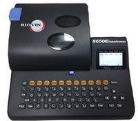 rohr etikettiermaschine großhandel-BIOVIN Drahtetikettiermaschine, Kabelnummerdrucker S650E Rohrdrucker