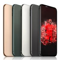 Wholesale bar smartphone resale online - 6 inch Goophone max Smartphone G RAM G ROM Quad Core MP Camera G WCDMA SmartPhones