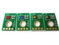 cartucho de toner ricoh al por mayor-10 juegos X reemplazo de chip de tóner láser compatible para Ricoh MPC2004 MPC2504 cartucho de tóner de copiadora