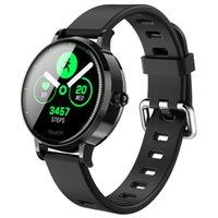 reloj multi color mujer al por mayor-S9 Smart Watch Mujer Pantalla a color IPS Detección de frecuencia cardíaca Detección de presión arterial Podómetro Modo multideporte para HUAWEI XIAOMI