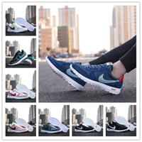 ingrosso respirare liberamente-[Con orologio sportivo] Nike Air Max Scarpe da uomo casual sneaker Scarpe da donna Scarpe da uomo Waffles sportive respirano liberamente INTERNATIONALIST SPEDIZIONE GRATUITA