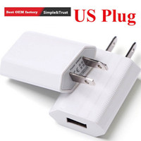 Wholesale universal android tablet charger for sale – best 5v A Fast Charging US plug Adapter USB Wall Charger USA Potable Mobile phone Charger For iPhone Android phones Tablets Travel Charger