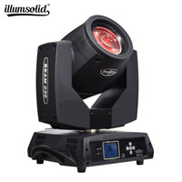 Wholesale beam clamps resale online - DJ r w beam Moving Head lighting DJ Stage Lighting Clamp Disco Lights for Party disco wedding bar