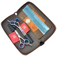 profesyonel saç kesme makası setleri toptan satış-Meisha 4.0