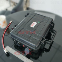 carga los cargadores de batería para al por mayor-Paquete ligero solar de la batería de ión de litio de UPS del coche del golf de 12V 100AH con el cargador