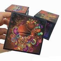banka para kasası toptan satış-Kumbara Oyuncak Para Kutusu Sikke Ortadan Sihirli Sihirli Dekor Masası Oyunu Parti Komik Hediyeler Fantezi Çocuklar Oğlan Kız Oyuncaklar